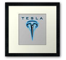 Teslafied Framed Print