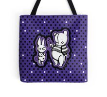 Flowers for the Pig Tote Bag