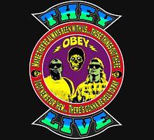 They Live Colour Unisex T-Shirt