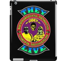 They Live Colour iPad Case/Skin