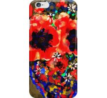 Joyful Poppies iPhone Case/Skin