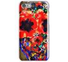 Joyful Poppies iPhone Case/Skin