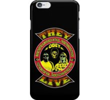 They Live Colour 2 iPhone Case/Skin