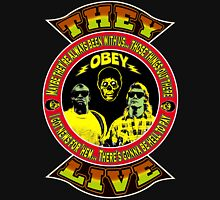 They Live Colour 2 Unisex T-Shirt