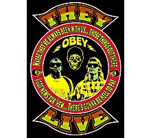 They Live Colour 2 Photographic Print
