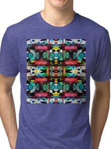 Shamadelic two Tri-blend T-Shirt