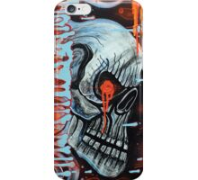 13TH Skull iPhone Case/Skin