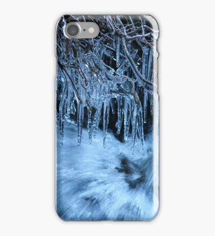 Ice and water iPhone Case/Skin