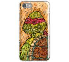 Mutant Turtle iPhone Case/Skin