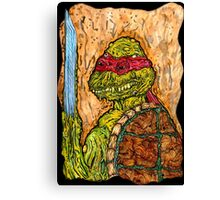 Mutant Turtle Canvas Print