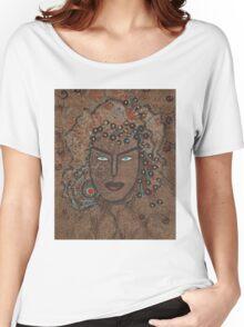 Blue Eyes Goddess Women's Relaxed Fit T-Shirt