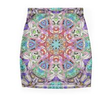 Kaleidoscope of Colors Mini Skirt