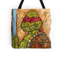 Mutant Turtle Tote Bag