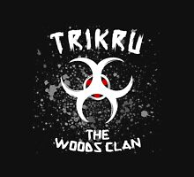 The 100 - Trikru: The Woods Clan Women's Fitted Scoop T-Shirt