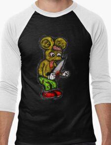 Morbid Mouse Men's Baseball ¾ T-Shirt