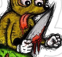 Morbid Mouse Sticker