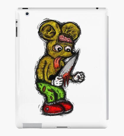 Morbid Mouse iPad Case/Skin