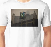 Brooklyn Water Tower Unisex T-Shirt