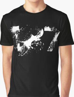 187 (White) Graphic T-Shirt