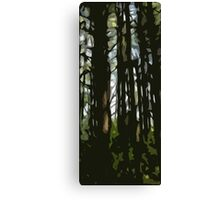 Forest (Right) Canvas Print