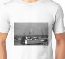 Lincoln, Nebraska - Trucks, Gas and Motels Unisex T-Shirt