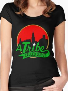 ATCQ (A Tribe Called Quest) Women's Fitted Scoop T-Shirt