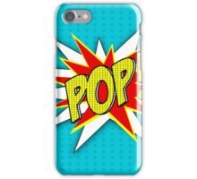 POP! iPhone Case/Skin