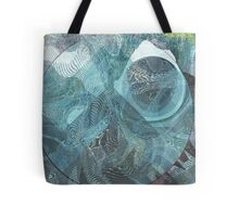 Fire // Water // Space  Tote Bag