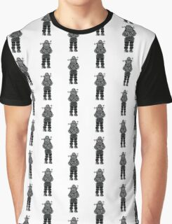 Robby the Robot Graphic T-Shirt