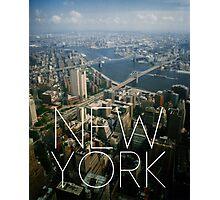 NEW YORK IX Photographic Print