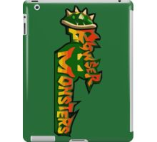 The Bowser Monster's iPad Case/Skin