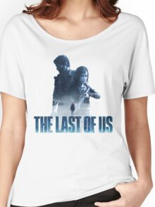 The Last Of Us ''Cold Winter'' Women's Relaxed Fit T-Shirt