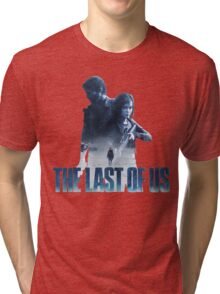 """The Last Of Us """"Cold Winter"""" Tri-blend T-Shirt"""