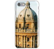 OXFORD I iPhone Case/Skin