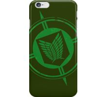 Recon Location iPhone Case/Skin