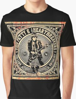 TOM PETTY & HEARTBREAKERS ANTHOLOGY BOX Graphic T-Shirt