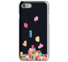 Tetrisometric iPhone Case/Skin