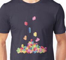 Tetrisometric Unisex T-Shirt