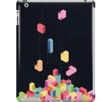 Tetrisometric iPad Case/Skin