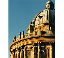 OXFORD II Photographic Print