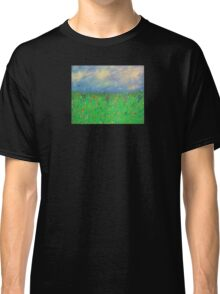 """""""The Sparse Field"""" Classic T-Shirt"""