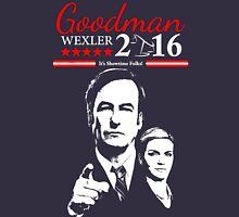 GOODMAN WEXLER 2016 It's Showtime Folks! Better Call Saul Unisex T-Shirt