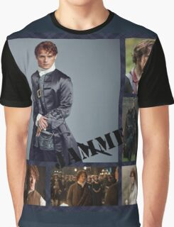 JAMMF/Outlander Graphic T-Shirt