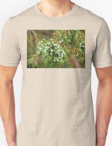 Juniper Berries Unisex T-Shirt