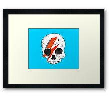 Mourning the Starman Framed Print