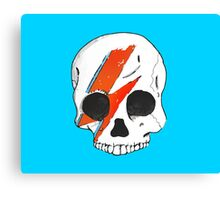 Mourning the Starman Canvas Print