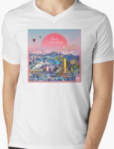 Lee Hi 'Seoulite' Mens V-Neck T-Shirt