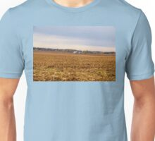 Autumn On An Indiana Farm Unisex T-Shirt
