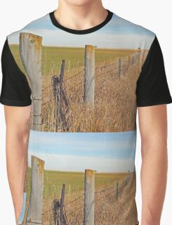 The Fence Row Graphic T-Shirt