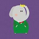 B is for Babar by mjdaluz